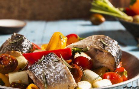 מתכון לתבשיל בורי בירקות חרוכים